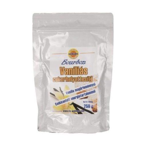 Dia-Wellness Bourbon Vaniliás Cukorhelyettesítő 250 g