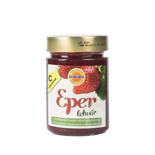 Dia-Wellness Eper lekvár 380 g