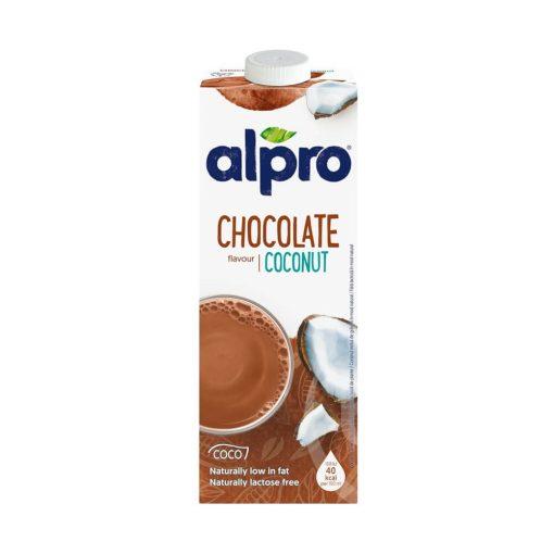 Alpro Kókuszital, csokoládés, 1 liter