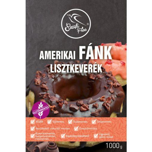 SZAFI F. Lisztkeverék Amerikai Fánk 1000 g