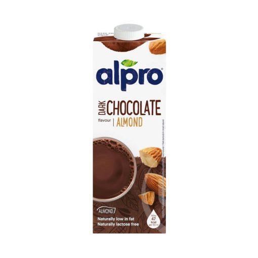Alpro Mandulaital étcsokoládés 1 liter