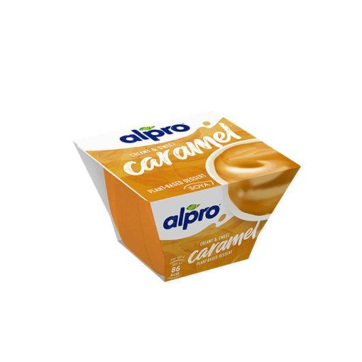 Alpro Szója desszert UHT karamellás 125 g