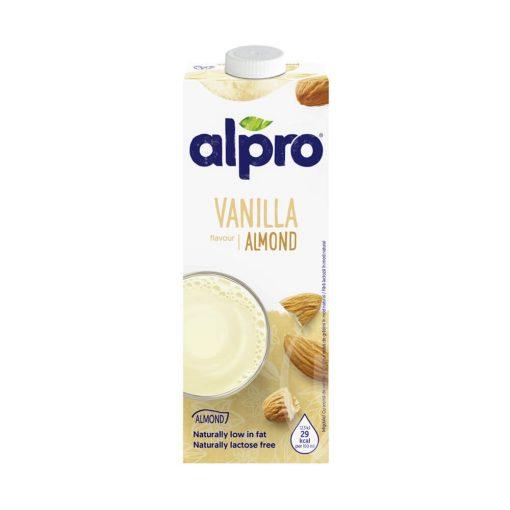 Alpro Mandulaital, vaníliás, 1 liter