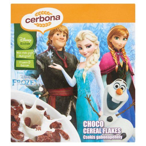 Cerbona Disney Frozen csokis gabonapehely 225 g
