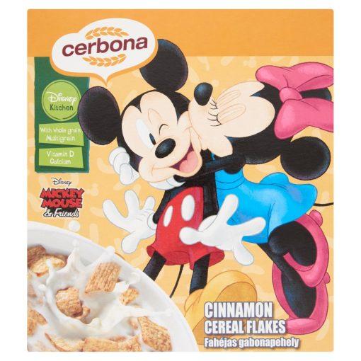 Cerbona Disney Miki egér és barátai fahéjas gabonapehely 225 g