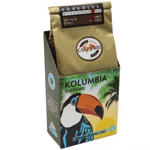 Café Frei, Kolumbia Supremo szemeskávé, 125 g