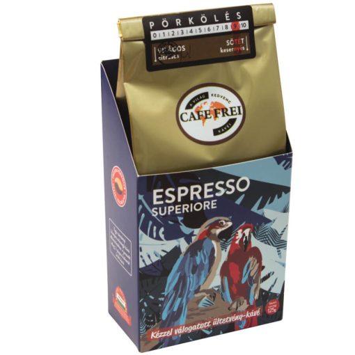 Café Frei, Espresso Superiore szemeskávé, 125 g