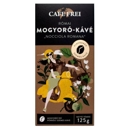 Café Frei, Római mogyoró-szemeskávé, 125 g