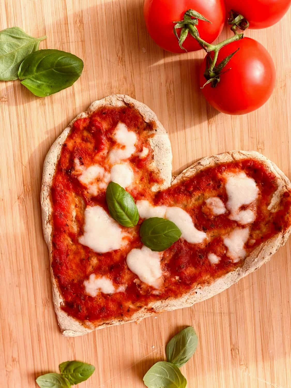 Valentin Pizza / laktóz- és gluténmentes változatban